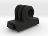 GoPro ACH-ARC Mount Adapter (Forward Tilting) 3d printed