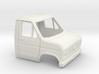 1/35 1975-91 Ford E-Series Cab 3d printed