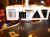 RX Mount 3d printed Analog inputs are accessible