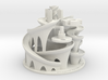 The 3D Printed Marble Machine #3 3d printed