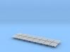 16x DIN-pallet (TT 1:120) 3d printed