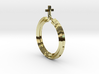 Rosary Ring 3d printed