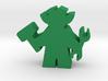 Game Piece, Goblin Engineer 3d printed