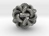 Rope Bead (L) 3d printed