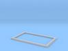 T9063 - Betonplattenform (TT 1:120) 3d printed