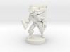 Goblin Book Merchant 3d printed