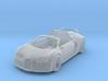 Bugatti Veyron 2012          1:87 3d printed