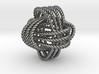 Monkey's fist knot (Rope) 3d printed