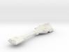 3125 Scale Trobrin Sapphire Frigate (FF) MGL 3d printed