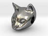 Cat Lover Friendship Bracelet Charm - Smiley Cat 3d printed