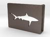 Belt Buckle - Shark - M1SE 3d printed