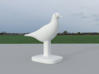 Pigeon Bird 3d printed Pigeon Bird Model