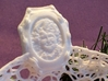 Marriage, BirthDay, Special Occasion: Serveware 3d printed Detail of her image