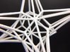 Polyhedron Ornament - Great Disdyakis Dodecahedron 3d printed