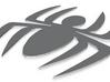 CLASSIC SPIDER-MAN EMBLEM 3d printed