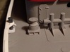 Capstan Style #1 1/87 Scale 3d printed