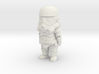 Cute StormTrooper 3d printed