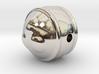 peace pearl 3d printed