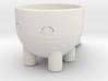 Dino Pot 3d printed