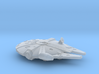 1:1200 Millenium Falcon, gear down 3d printed