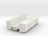 Bulk Shipping Freighter 3d printed