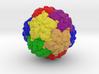 Penicillium chrysogenum Virus 3d printed