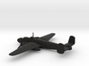 North American B-25J (w/o landing gears) 3d printed