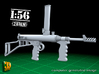 Owengun (1:56) 3d printed 1:56th Scale Owen gun