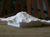 "4'' Mt. Rainier, Washington, USA 3d printed Photo of 4"" model from the Northwest"