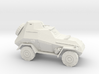 BA 64  b vehicle 1942 (Soviet) 1/87 stx edition 3d printed