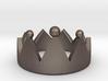 Crown Ring 3d printed