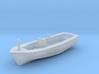 Life Boat Hull 1/200 V11 Hull & Interior combined 3d printed