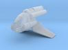 Rendaran Heavy Patrol Gunboat 3d printed