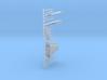 1/87 HO Prentice log loader crane 3d printed