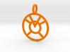 Orange Lantern 3d printed