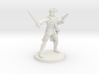 Redcoat Captain Jacobs 3d printed