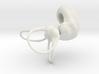 Dog_Inner_ear 3d printed