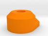 Kossel XL Druckbettklemme Klein - Ndo Design 3d printed