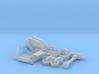 1/64 AGCOSTAR Detail Kit (Updated Sept 2017) 3d printed