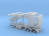 N Gauge Axor C 6x4 Lorry Kit 3d printed