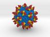 Canine Parvovirus (with Antibodies) 3d printed