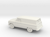 1/87 1962 Chevrolet Panel Van 3d printed