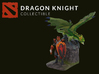 Dragon Knight 3d printed