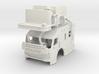 1/87 Rosenbauer Medical Transport cab 3d printed
