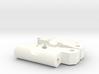 Custom RPM91 rear arm 0-0 mounts 3d printed