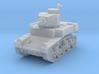 PV27D M3 Stuart (1/100) 3d printed