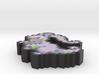 Pokemon Goodra Pixel Art 3d printed