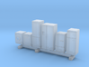 N Scale Household Appliances 3d printed