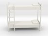 Printle Thing Double Bed - 1/24  3d printed