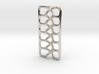 Intertwine pendant 3d printed